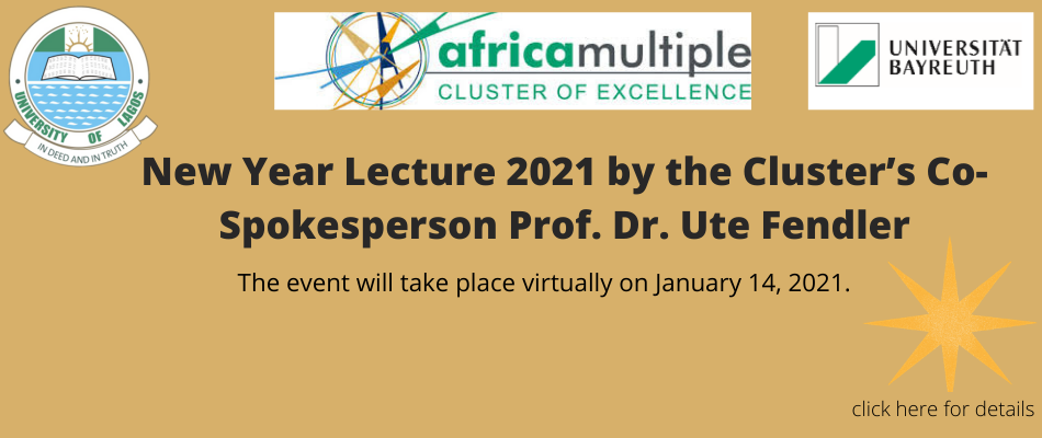 New Year Lecture 2021